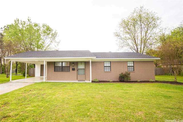 1408 W Arch, Searcy, AR 72143 (MLS #21011309) :: United Country Real Estate