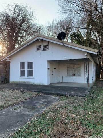 206 Archwood St., Hot Springs, AR 71901 (MLS #21011325) :: The Angel Group
