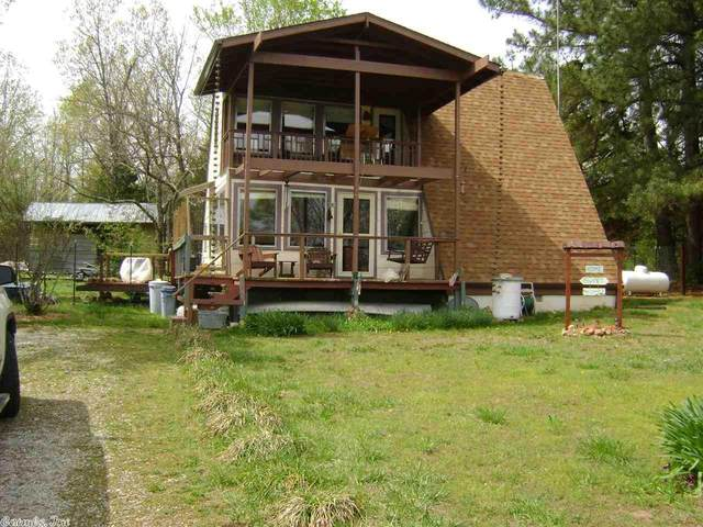 105 North Lake Dr, Horseshoe Bend, AR 72512 (MLS #21011327) :: The Angel Group