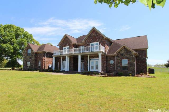 36 Valley Ranch Dr, Mayflower, AR 72106 (MLS #21011549) :: The Angel Group