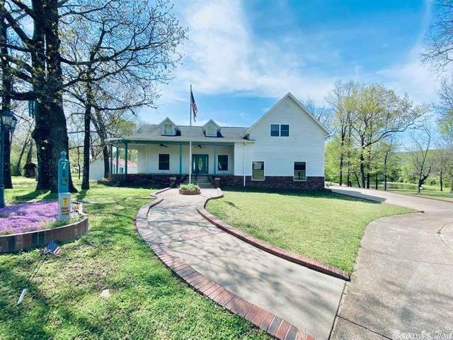 710 Mtn Cove, Mountain View, AR 72560 (MLS #21011569) :: The Angel Group