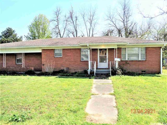 205 W 5th, Rector, AR 72461 (MLS #21011656) :: The Angel Group
