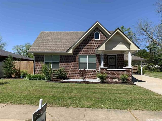 702 S Linden, Pine Bluff, AR 71603 (MLS #21011730) :: The Angel Group