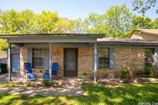 3800 West, Little Rock, AR 72204 (MLS #21012333) :: The Angel Group