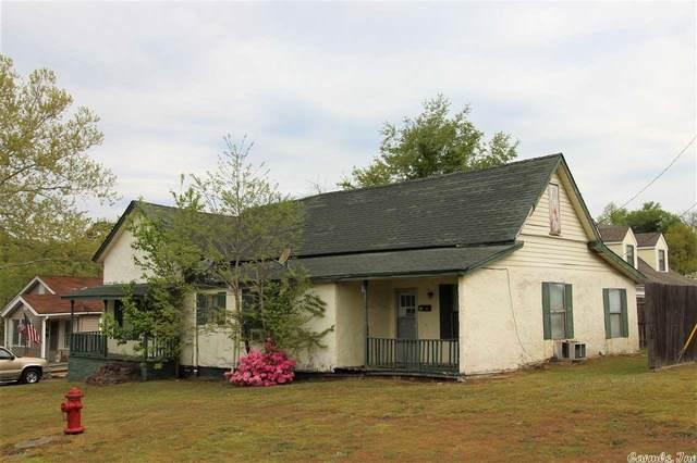 202 W Moore, Heber Springs, AR 72543 (MLS #21012394) :: The Angel Group