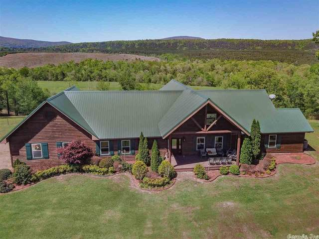 712 NW Hwy 246, Umpire, AR 71971 (MLS #21012471) :: The Angel Group