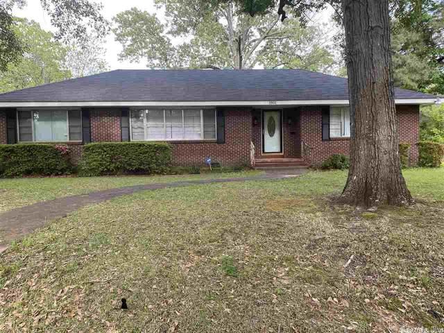 1901 S Oak, Pine Bluff, AR 71601 (MLS #21012643) :: The Angel Group