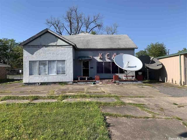 1207 W 6th, Pine Bluff, AR 71602 (MLS #21012767) :: The Angel Group