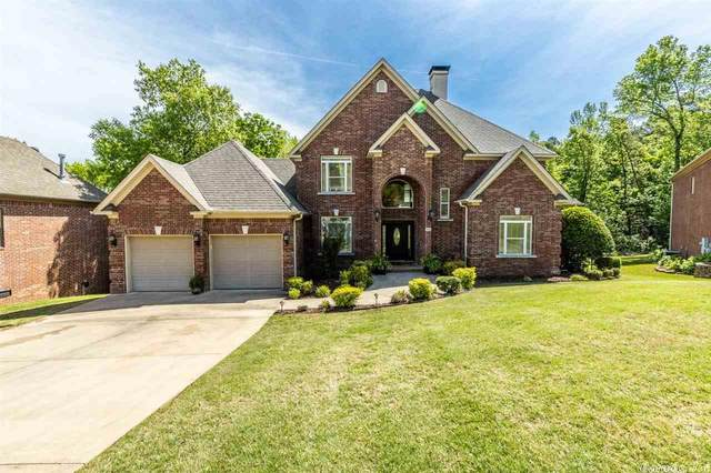 106 Clervaux, Little Rock, AR 72223 (MLS #21013011) :: The Angel Group