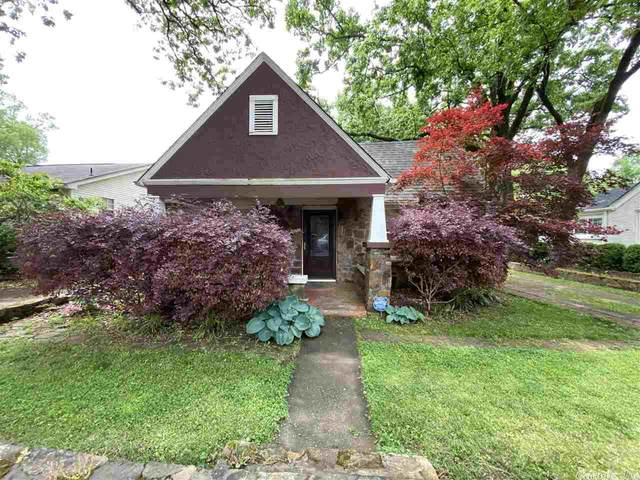 2611 W Capitol, Little Rock, AR 72205 (MLS #21013188) :: The Angel Group