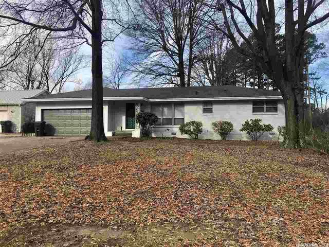 1515 Alonzo, Jonesboro, AR 72401 (MLS #21013374) :: United Country Real Estate