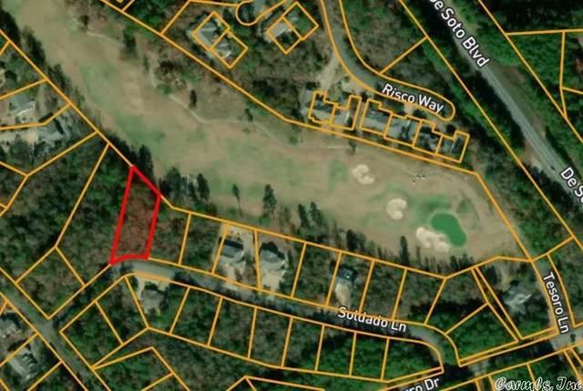 5 Soldado, Hot Springs Village, AR 71909 (MLS #21013530) :: The Angel Group