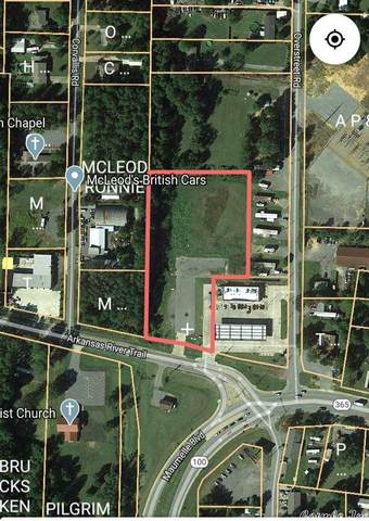 21600 N Highway 365, Maumelle, AR 72113 (MLS #21013780) :: The Angel Group