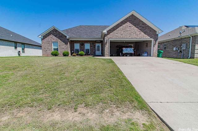25 Clover Ridge, Vilonia, AR 72173 (MLS #21013803) :: United Country Real Estate