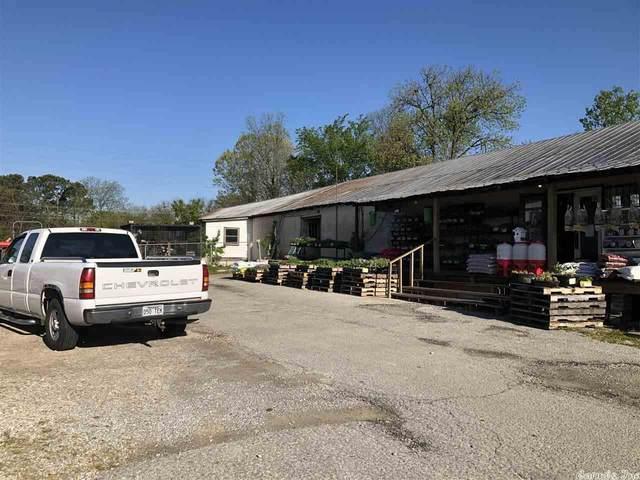 303 N Main, Jonesboro, AR 72401 (MLS #21013809) :: United Country Real Estate