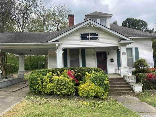 517 W Nettleton, Jonesboro, AR 72401 (MLS #21013890) :: United Country Real Estate