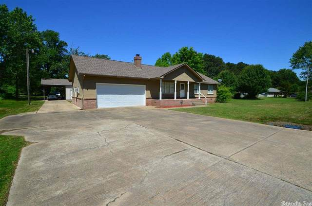 90 Lone Oak, Jacksonville, AR 72076 (MLS #21013979) :: United Country Real Estate
