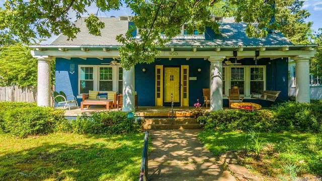 100 Colonial, Little Rock, AR 72205 (MLS #21013981) :: United Country Real Estate