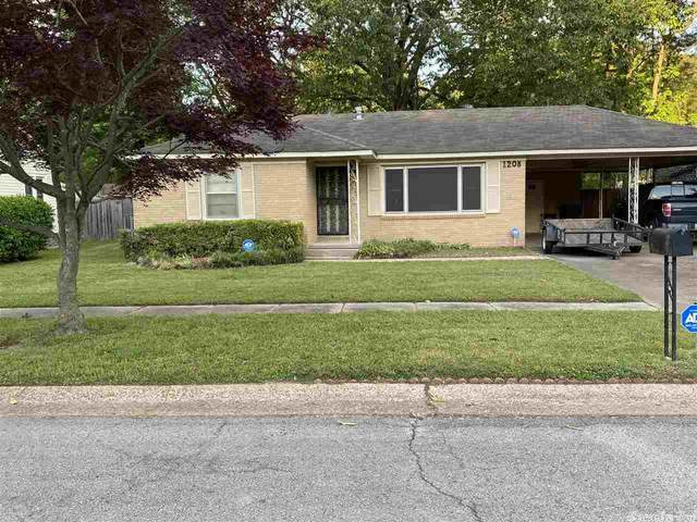 1208 Holly, Jonesboro, AR 72401 (MLS #21014017) :: The Angel Group