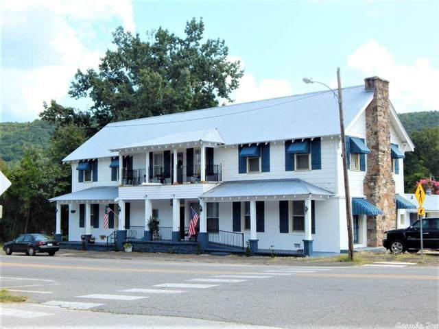 201 E Main, Heber Springs, AR 72543 (MLS #21014041) :: The Angel Group