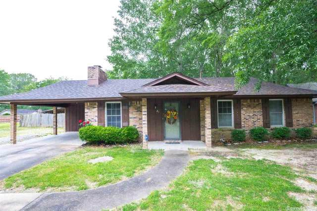 21 Meadow Lark, Pine Bluff, AR 71603 (MLS #21014262) :: The Angel Group