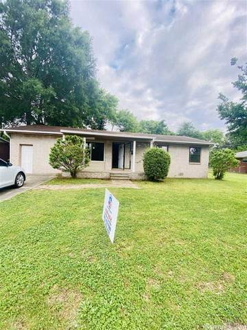 420 W 22ND, North Little Rock, AR 72114 (MLS #21014478) :: The Angel Group