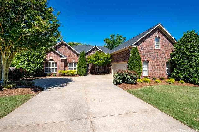 41 Epernay, Little Rock, AR 72223 (MLS #21015003) :: The Angel Group