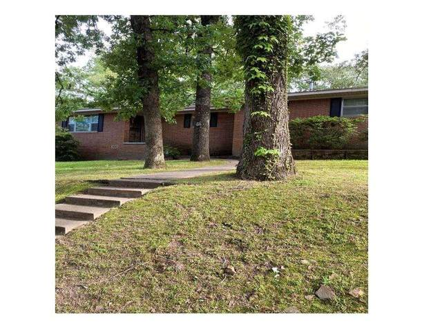 1600 Grove Hill, North Little Rock, AR 72116 (MLS #21015051) :: The Angel Group