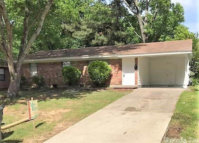 4 Wellford, Little Rock, AR 72209 (MLS #21015083) :: The Angel Group