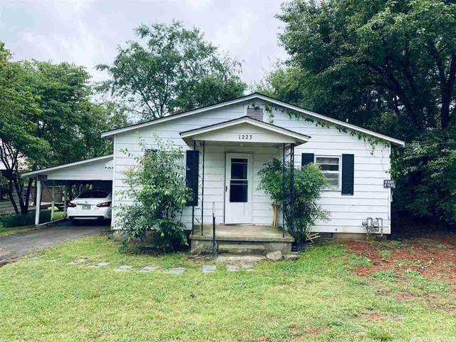 1223 W Searcy, Heber Springs, AR 72543 (MLS #21015087) :: The Angel Group