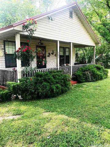 503 S Peabody Ave., Mountain View, AR 72560 (MLS #21015214) :: The Angel Group