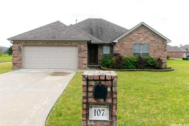 107 Vienne, Maumelle, AR 72113 (MLS #21015239) :: The Angel Group