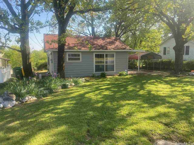 61 Sunset Dr, North Little Rock, AR 72118 (MLS #21015241) :: The Angel Group