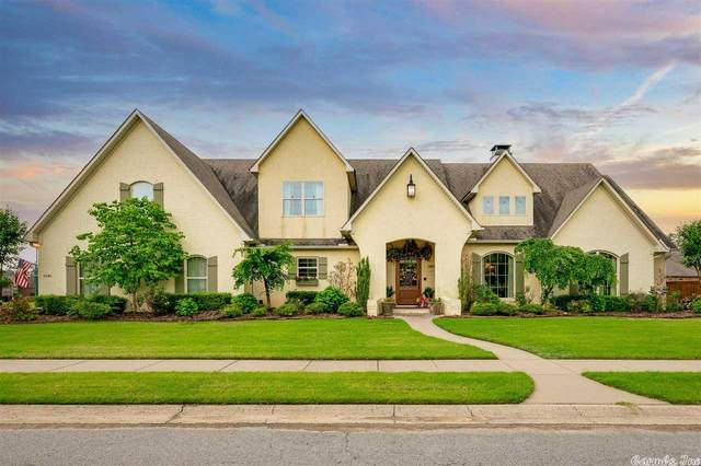 5345 Bay Town, Conway, AR 72034 (MLS #21015599) :: The Angel Group