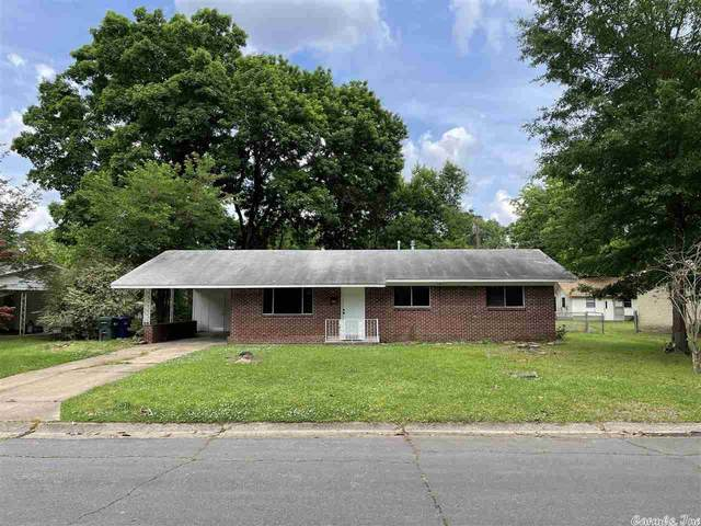 1310 Fairlane, Conway, AR 72032 (MLS #21016035) :: The Angel Group
