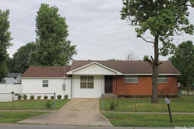2307 S Sutton, Jonesboro, AR 72401 (MLS #21016039) :: The Angel Group