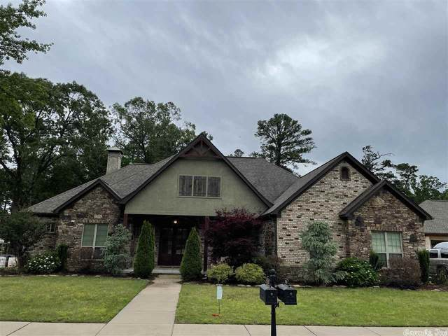 5525 Whistling Straits, Conway, AR 72034 (MLS #21016133) :: The Angel Group