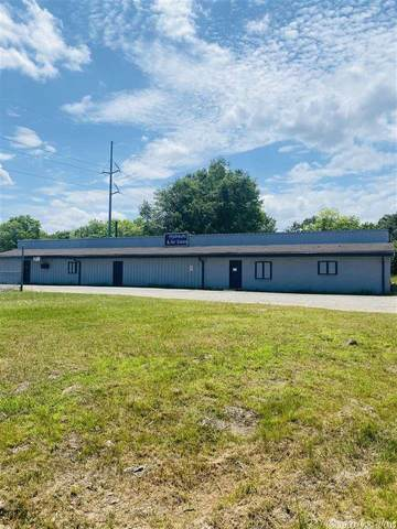 3909 W 3rd, Pine Bluff, AR 71613 (MLS #21016248) :: The Angel Group