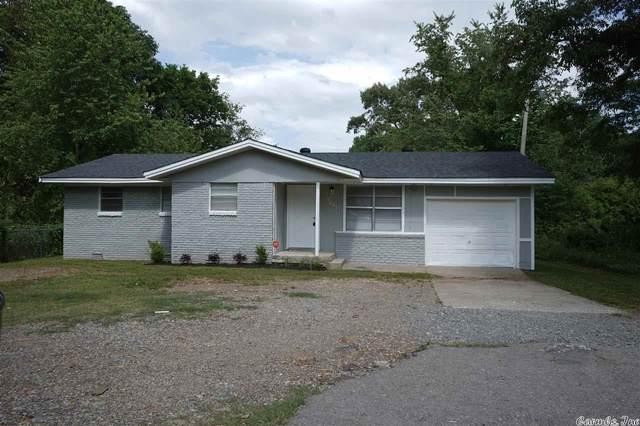 3607 Zion, Little Rock, AR 72204 (MLS #21016378) :: The Angel Group