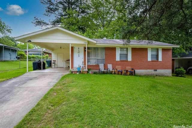 7109 Westmar, Little Rock, AR 72209 (MLS #21016518) :: The Angel Group