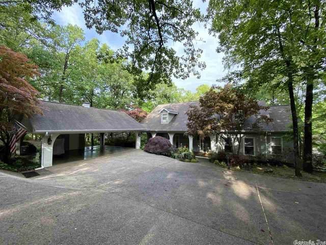 525 Stony Ridge, Heber Springs, AR 72543 (MLS #21016533) :: The Angel Group