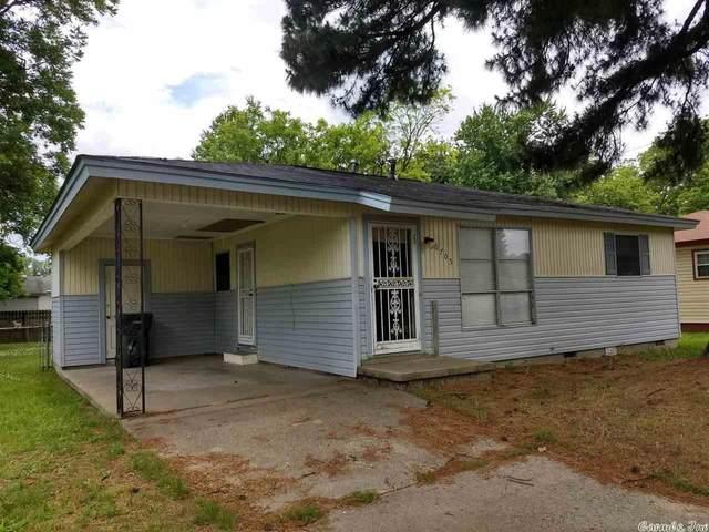 6705 Pecan, Little Rock, AR 72206 (MLS #21016579) :: The Angel Group