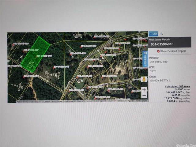 1207 Jessica, Redfield, AR 72132 (MLS #21016720) :: The Angel Group