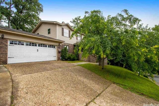 32 Nob Hill, Little Rock, AR 72205 (MLS #21017045) :: The Angel Group