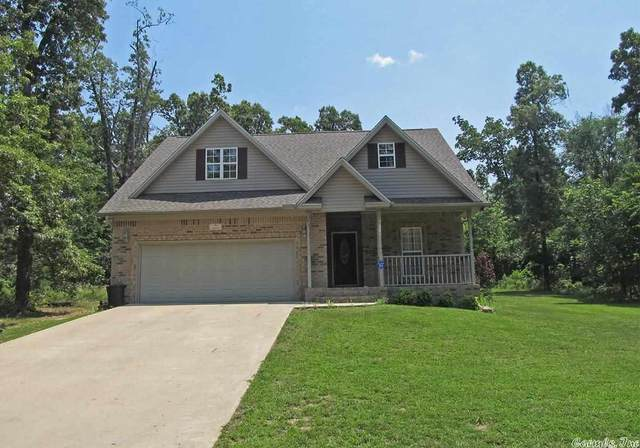 11 Tohatchi, Cherokee Village, AR 72529 (MLS #21017098) :: The Angel Group