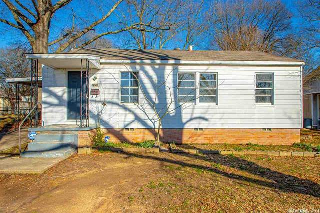4308 Sycamore, North Little Rock, AR 72118 (MLS #21017407) :: The Angel Group