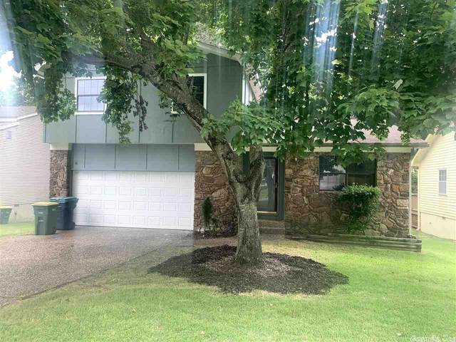 14005 High Point, Little Rock, AR 72211 (MLS #21017452) :: The Angel Group
