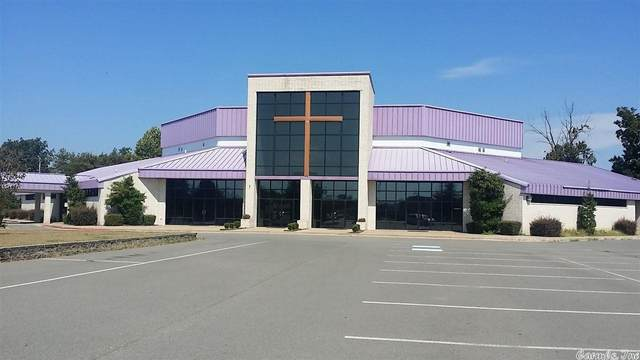 8000 E Port, Little Rock, AR 72206 (MLS #21017676) :: The Angel Group