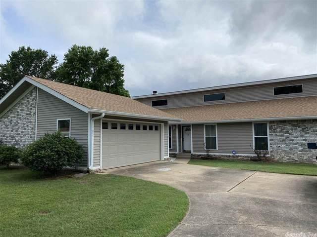 105 Hampton, Jacksonville, AR 72076 (MLS #21017813) :: The Angel Group