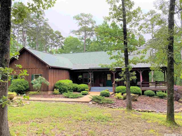 145 Branch, Greers Ferry, AR 72067 (MLS #21017939) :: The Angel Group